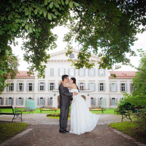 Verlobungsshooting Xueying & Bao in Graz