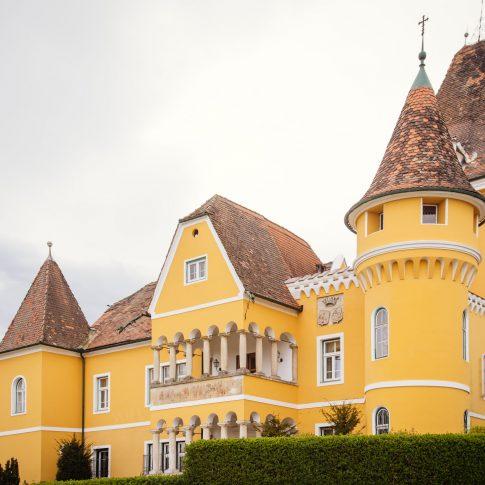 Das Georgi Schloss in Ehrenhausen