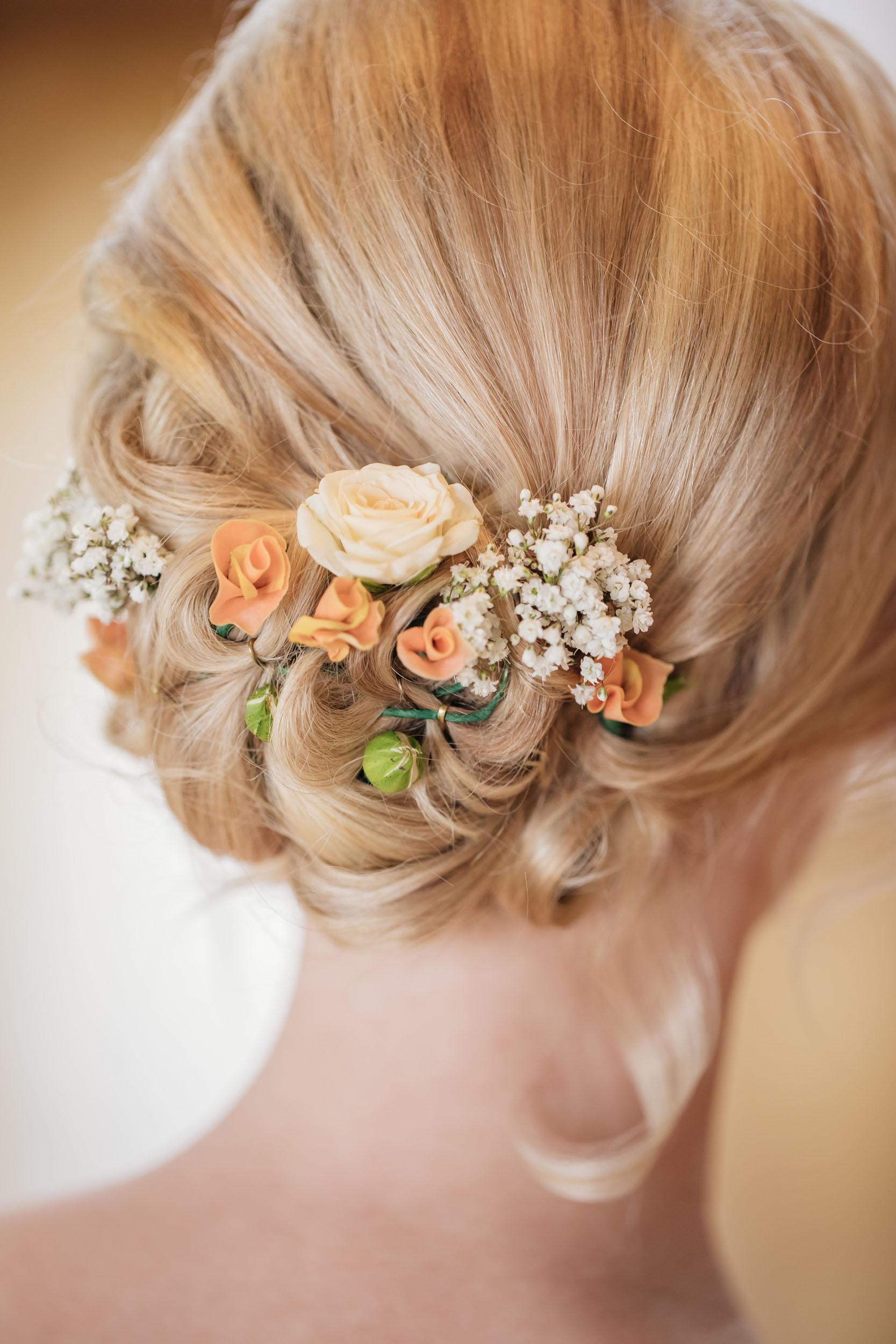 Christine & Robert - Blumen im Haar